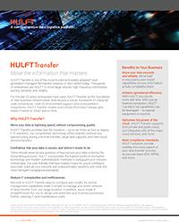 HULFT Transfer - Data Sheet