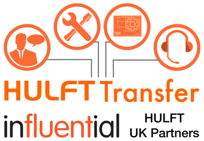 HULFT Transfer Services & Support - Influential Software - Official HULFT UK Partners
