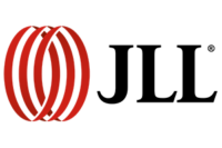 JLL Logo. Property & Construction Sector. Clients of Influential Software.