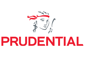 Prudential Logo. Prudential, Insurance, Clients of Influential Software